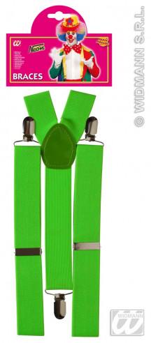 Tirantes Fluorescentes Verdes