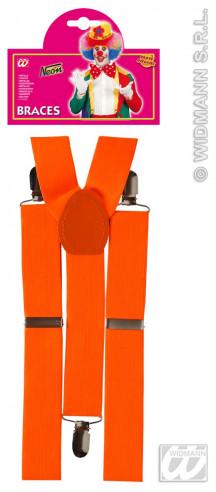 Tirantes Fluorescentes Naranjas