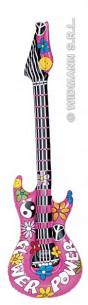 Guitarra Hinchable Hippie...