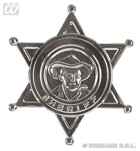 Estrella Sheriff Metálica