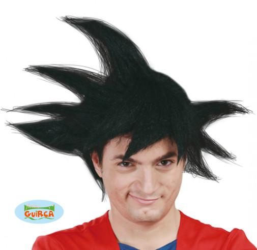 Peluca Goku
