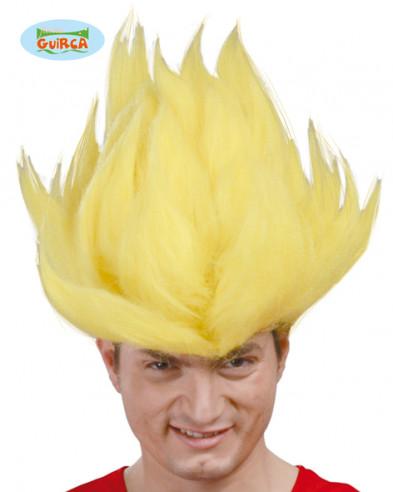 Peluca Goku Super Guerrero