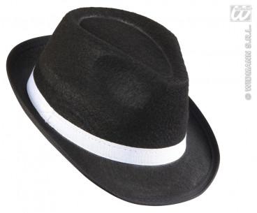 Sombrero Ganster Con Cinta...