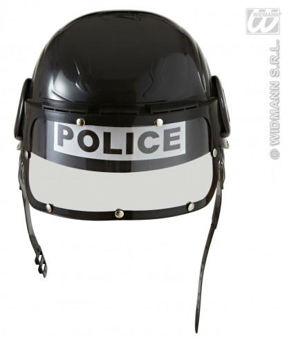 Casco Policía