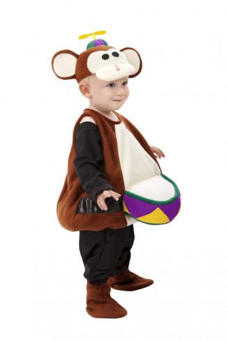 Disfraz Mono de Circo Niño
