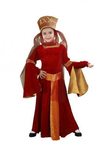 Disfraz Lady Ginebra Niña