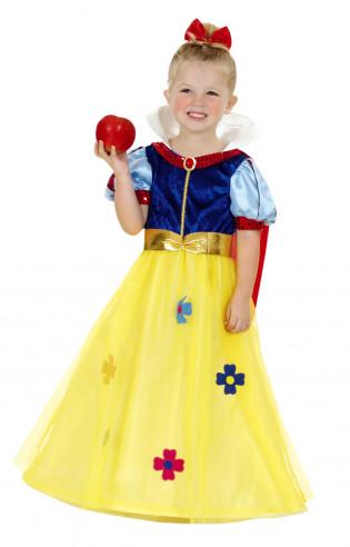 Disfraz Blancanieves niña