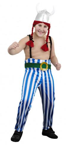 Disfraz Galo Obelix Niño