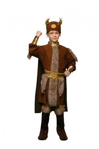 Disfraz de Vikingo Niño
