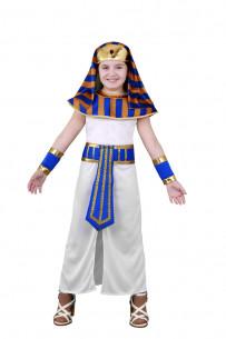 Disfraz egipcia niña