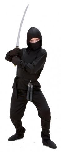 Disfraz Ninja Negro Niño