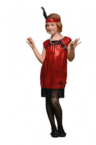 Disfraz de Charleston Niña