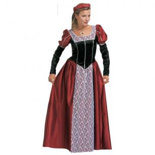 Disfraz Castellana