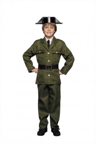 Disfraz Guardia Civil Niño