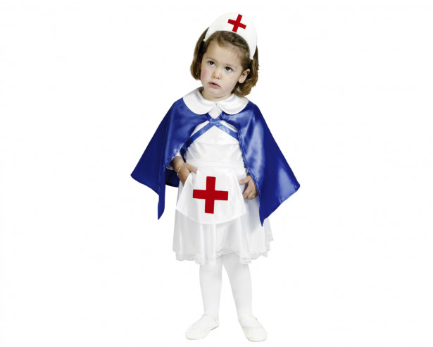 Disfraz Enfermera Niña