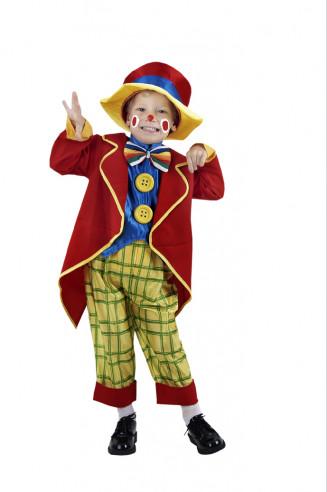 Disfraz Payasete Niño
