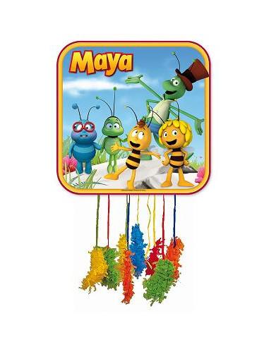 Piñata para Cumpleaños de La Abeja Maya