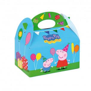 Cajas Cumpleaños Peppa Pig