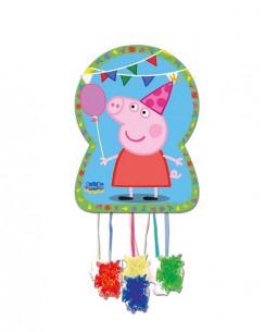 Piñata Silueta Cumpleaños...
