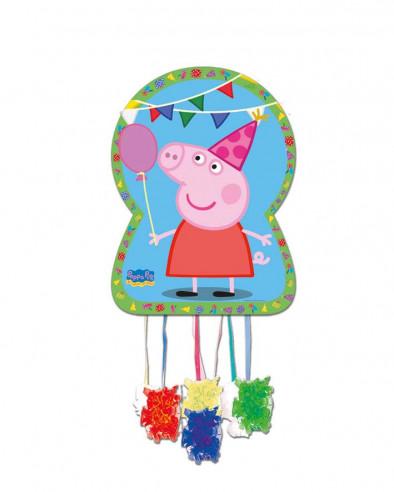 Piñata Silueta Cumpleaños de Peppa Pig