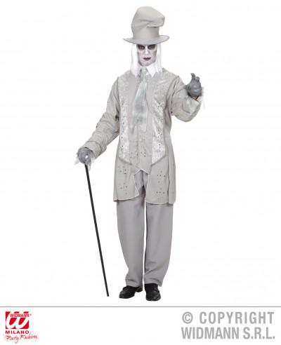 Disfraz de fantasma señorial