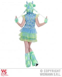 Disfraz de Chica monstruosa...