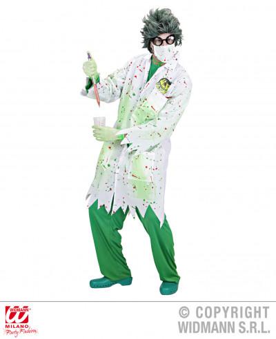Disfraz de Doctor Toxic