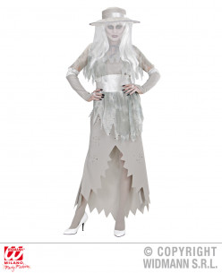 Disfraz de fantasma...