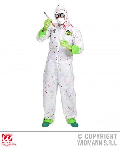 Disfraz de Doctor Toxic con mono