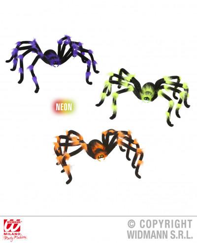 Arañas Peludas Moldeables 75 cm