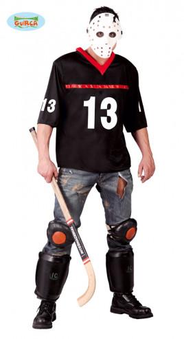 Disfraz de Jason con equipación de...