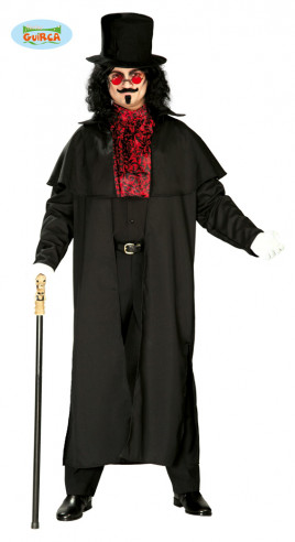 Disfraz de Lord vampiro