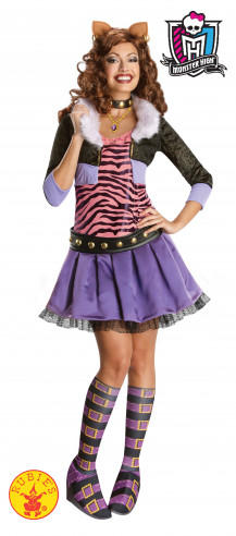 Disfraz Monster High Adulto