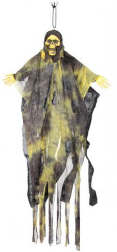 Colgante de fantasma amarillo