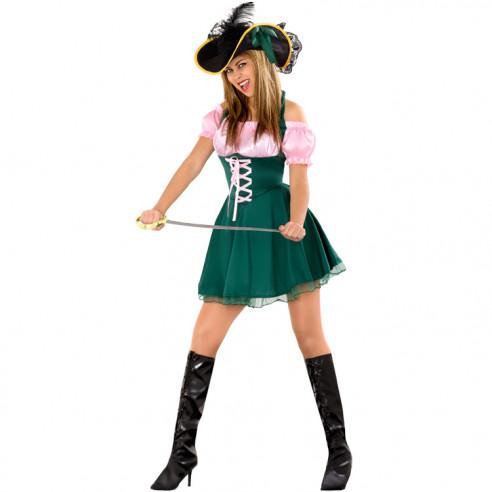 Disfraz Dama Pirata