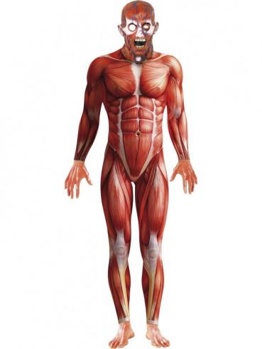 Disfraz de anatomía humana