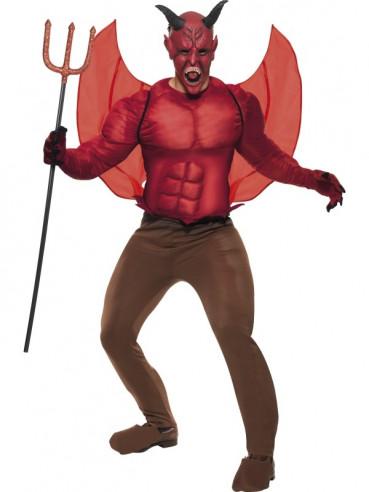 Disfraz de diablo
