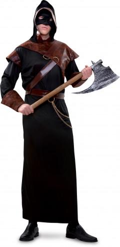 Disfraz de Muerte con hacha