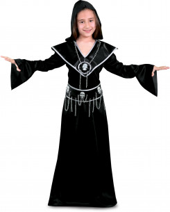 Disfraz negro de Muerte...