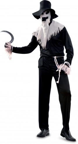 Disfraz de espantapájaros maligno