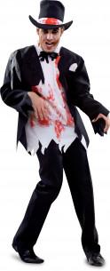 Disfraz de zombie gentleman