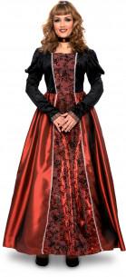 Disfraz vampiresa mujer