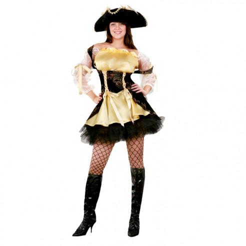Pirata disfraz