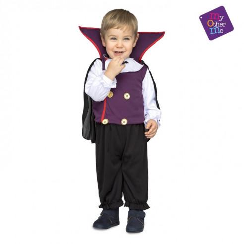 Disfraz de vampiro para niño elegante
