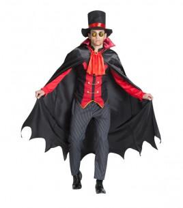 Disfraz de vampiro lujoso