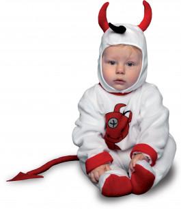 Disfraz demonio bebé