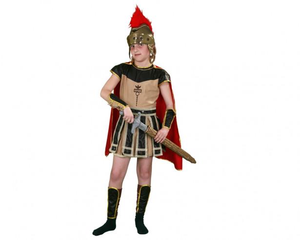 Disfraz de centurion romano niño