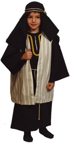Disfraz de San José niño rayas