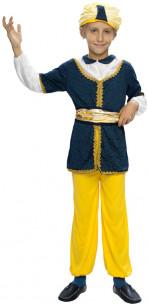 Disfraz de Sultán para niño