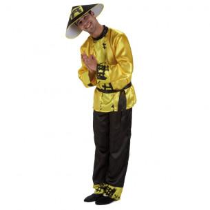 Disfraz Chino Amarillo